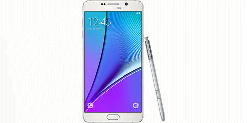 Phablette Samsung Note 5